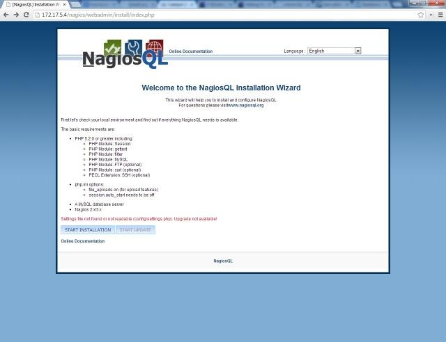 Nagiosql 1