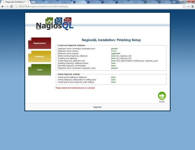 Nagiosql 4