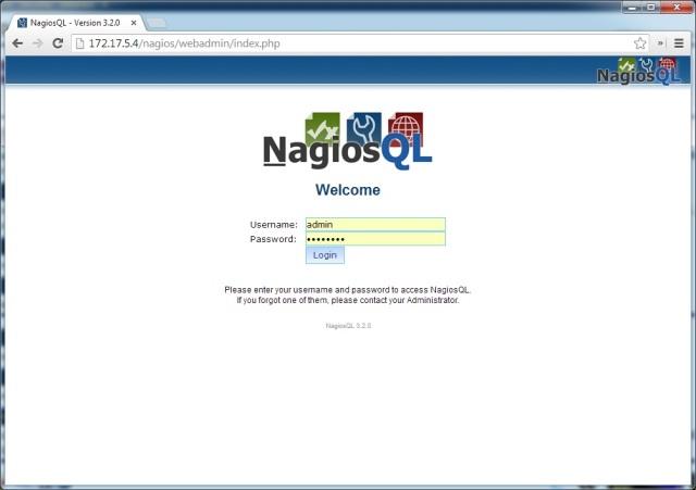 Nagiosql 5